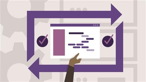 course illustration for Azure for DevOps: Continuous Integration