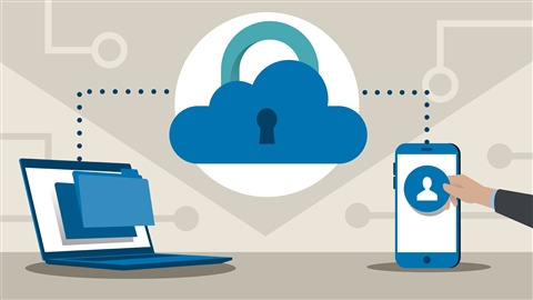 course illustration for Cybersecurity with Cloud Computing