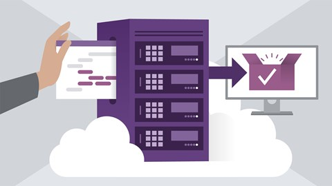 course illustration for Automating Your Azure Development Workflow