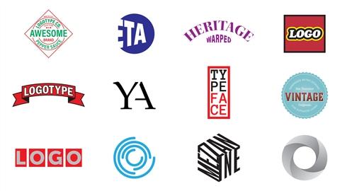 course illustration for Logo Design: Techniques
