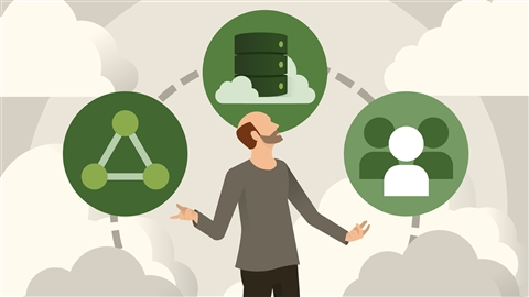 course illustration for Microsoft Cloud Fundamentals: SharePoint Online, OneDrive, and Teams