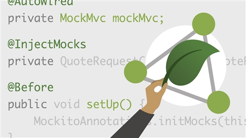 course illustration for Spring: Spring MVC