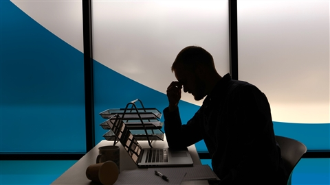 course illustration for Managing Career Burnout