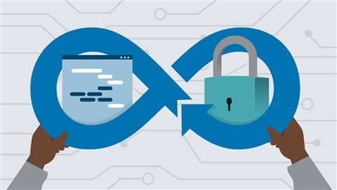 course illustration for DevSecOps: Continuous Application Security