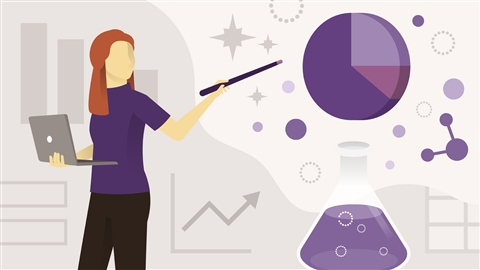 course illustration for Data Science Foundations: Fundamentals
