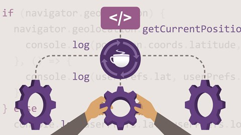 course illustration for JavaScript: Best Practices for Code Formatting