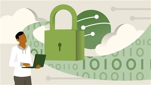course illustration for CCSP Cert Prep: 2 Cloud Data Security