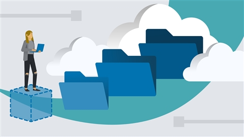 course illustration for AWS Certified Solutions Architect - Associate: 2 Storage Design