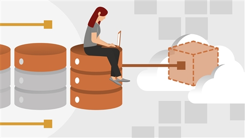 course illustration for AWS Certified Solutions Architect - Associate: 8 Databases