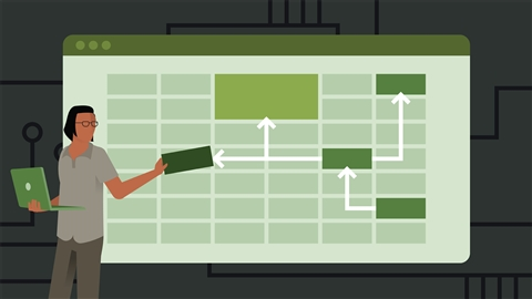 course illustration for Excel VBA: Process Modeling