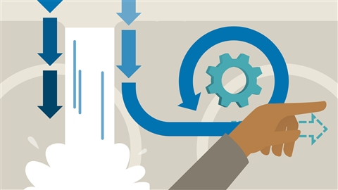 course illustration for Transitioning from Waterfall to Agile Project Management