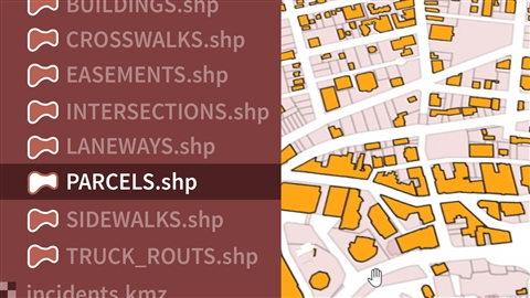 course illustration for Learning QGIS