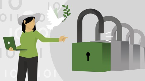 course illustration for Ethical Hacking: Cryptography