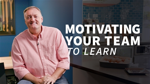 course illustration for Motivating Your Team to Learn