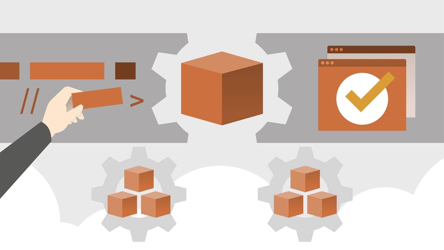 https://www lynda com/Business-tutorials/Standard-containers/181730