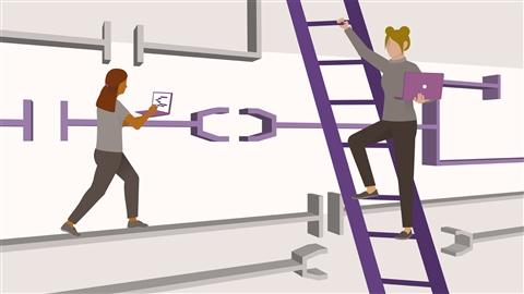 course illustration for PLC Ladder Logic Essential Training