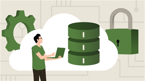 course illustration for Amazon Web Services for Architects Essential Training