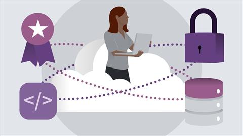 course illustration for Exam Prep: Microsoft Azure Fundamentals (AZ-900)