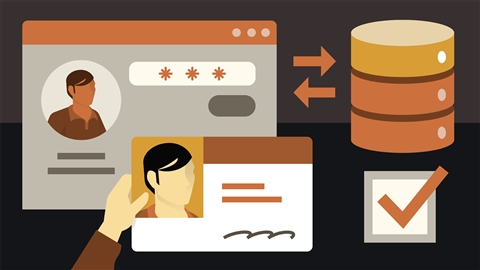 course illustration for Web Security: OAuth and OpenID Connect