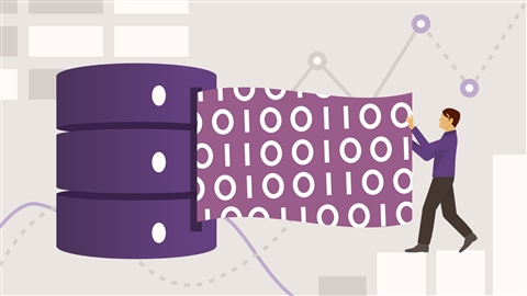 course illustration for SQL: Data Reporting and Analysis