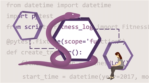 course illustration for Unit Testing in Python