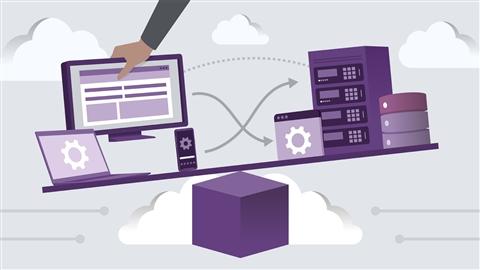 course illustration for Azure Administration: Load Balancers and Application Gateways