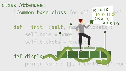 course illustration for Programming Foundations: Beyond the Fundamentals
