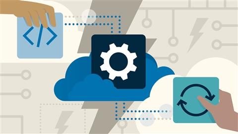 course illustration for Azure for DevOps: Application Infrastructure
