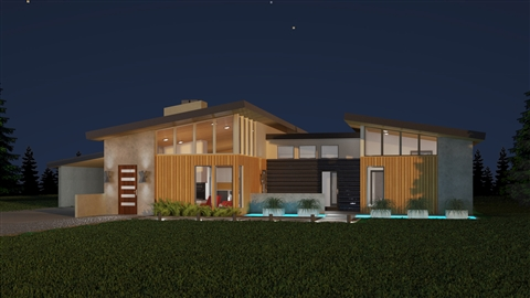 course illustration for 3ds Max and V-Ray: Exterior Lighting and Rendering