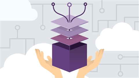 course illustration for AWS and React: Creating Full-Stack Apps