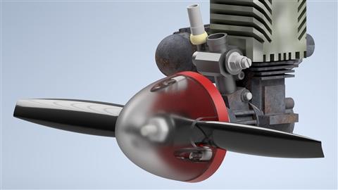 course illustration for Autodesk Inventor 2021 Essential Training