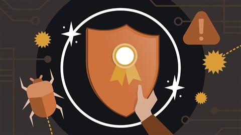 course illustration for CompTIA CySA+ (CS0-002) Cert Prep: 1 Threat Management