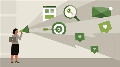 course illustration for Marketing Tools: Digital Marketing