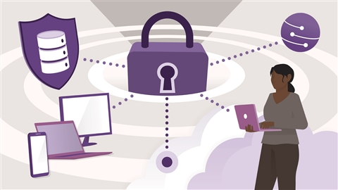 course illustration for Microsoft 365: Implement Security and Threat Management
