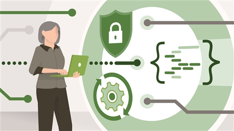 course illustration for CCNA (200-301) Cert Prep: Security, Automation, and Programmability