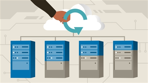 course illustration for Azure Administration: Business Continuity