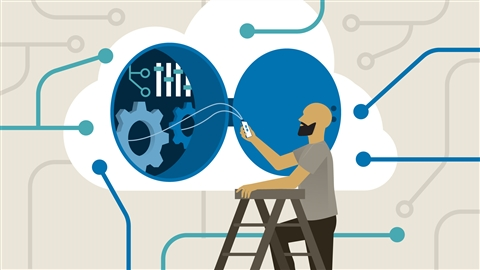 course illustration for Microsoft Cloud Fundamentals: Troubleshooting Microsoft Online Services