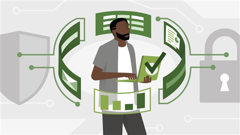 course illustration for Microsoft 365: Manage Governance and Compliance