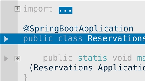 course illustration for Learning Spring with Spring Boot