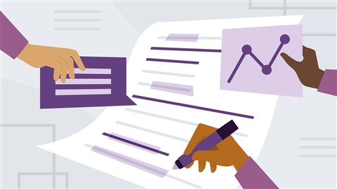 course illustration for Microsoft Collaboration: SharePoint, Teams, Groups, and Yammer