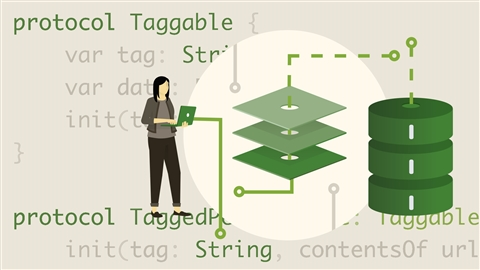 course illustration for Swift 5: Protocol-Oriented Programming