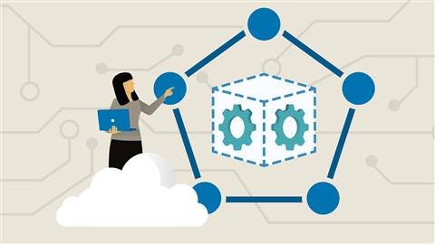course illustration for Azure Service Fabric for Developers