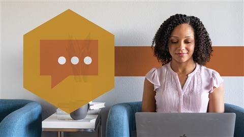 course illustration for Social Media Marketing Foundations