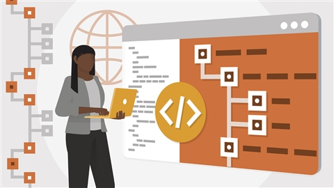 course illustration for HTML: Structured Semantic Data