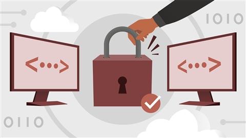 course illustration for Microsoft Azure Security Technologies (AZ-500) Cert Prep: 2 Implement Platform Protection