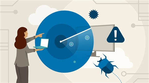 course illustration for CompTIA CySA+ (CS0-002) Cert Prep: 2 Vulnerability Management