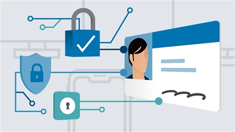 course illustration for CompTIA CySA+ (CS0-002) Cert Prep: 3 Identity and Access Management