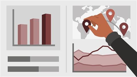 course illustration for Power BI : Visualisations avancées et notions clés du DAX