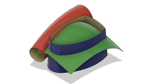course illustration for Fusion 360: Designing for Plastics