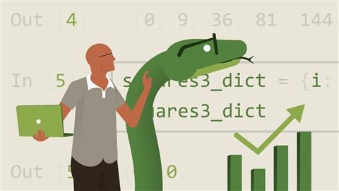 course illustration for Python Data Analysis